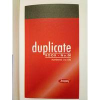 Anupam Duplicate Book 100 Sets No. 00