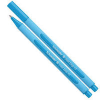 Schneider Slider EdgeXB Ball Point Pen (Light Blue)