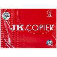 JK Copier Paper (75 GSM, A4, 500 Sheets)