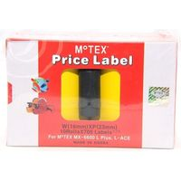 Motex Labels 6600 Y