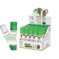 Kores Clear Glue Stick -15 gms, Transparent