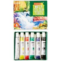 Camel Student Water Colour Tubes ( 6 Shades)