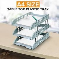 Deli Hips 3 Tier File Tray (W9217)
