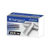 Kangaro Staples 26/6 (pack of 10)