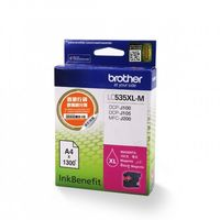 Brother LC535XLM Magenta Ink Cartridge