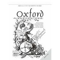 Anupam Oxford Sketch Pad - 50 Sheets, 120GSM