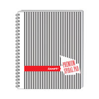 Luxor Side Spiral Note Pad 20557 (100 Pages)