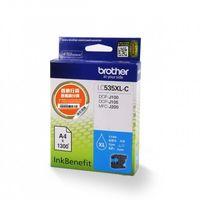Brother LC535XLC Cyan Ink Cartridge