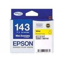 Epson 143 Ink Cartridge (Yellow)