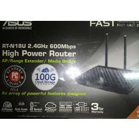 ASUS Wireless-N600 High Power Router (RT-N18U)
