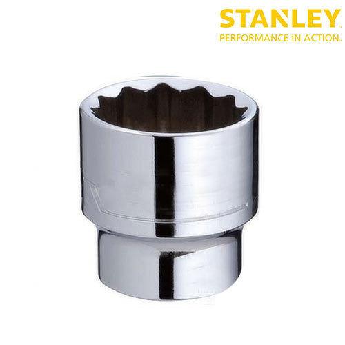 Stanley 22mm 1/2 inch Standard Socket 12 Point 1-88-794