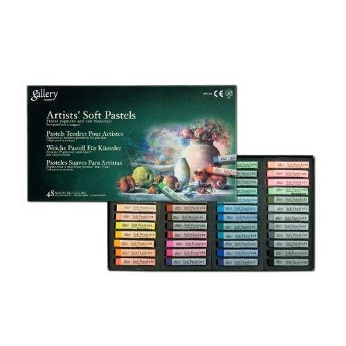 Mungyo Gallery Artist Soft Pastels (48 Colours)
