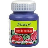 Fevicryl Acrylic Colour 500ML Ultramarine Blue (223)