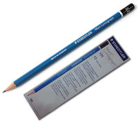 Staedtler Mars Lumograph Pencils 100 5H, Pack of 4