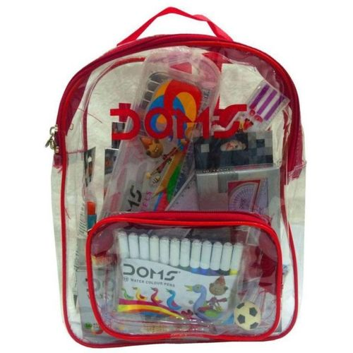 Doms Smart School Kit in a Zipper Bag