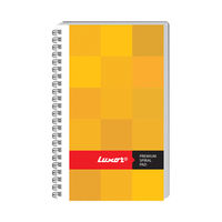 Luxor Side Spiral Note Pad 20556 (100 Pages)