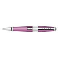 Cross Edge Pink Roller Ball Pen (AT0555-6)