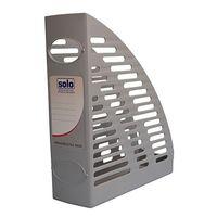 Solo File & Magazine Rack( Grey, XL, FS201)