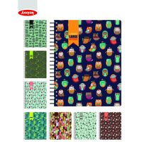 Anupam 6 Subject Large Notebook A4 Size 240 Pages