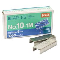Max Staples No: 10