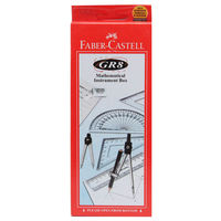 Faber Castell GR8 Geometry Box