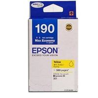 Epson 190 Yellow Ink Cartridge