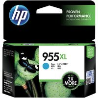HP 955 XL Cyan Ink Cartridge