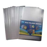 SPS STICK FILE THICK A4 Size Pack of 10