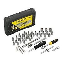 Stanley 1/4 inch Drive Metric Socket Set 46 pcs (STMT72794-8)