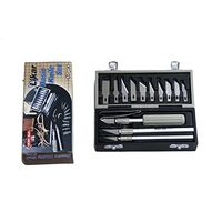 Morn Sun Wood Carving Tools -17 Pcs