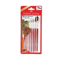 Faber Castell Paint Brush - Pony Hair Round Size 12 (Pack of 5)
