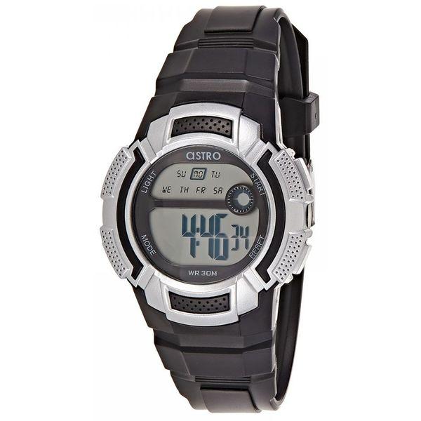 Astro Kids Black Plastic Watch - A8900-PPBS
