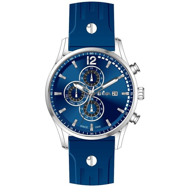 Men s Resin Band Watch -LC06419