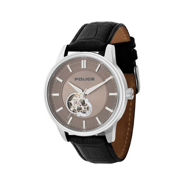 Men s Leather Band Watch - P 14995