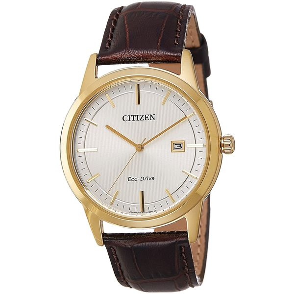 Men s Leather Band Watch - AW1233
