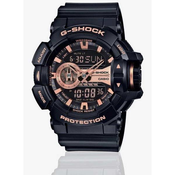 G-shock Men s Resin Band Watch GA-400GB-1A