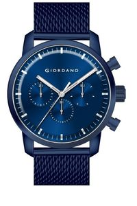 Men's Solid 316L Stainless Steel Band Watch -1797, blue, blue, blue