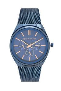 Giordano Men's Watch Multi Function Display- 1841-44, blue, blue