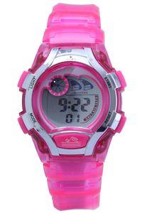 Kids Resin Band Watch - F7903, pink, black, pink