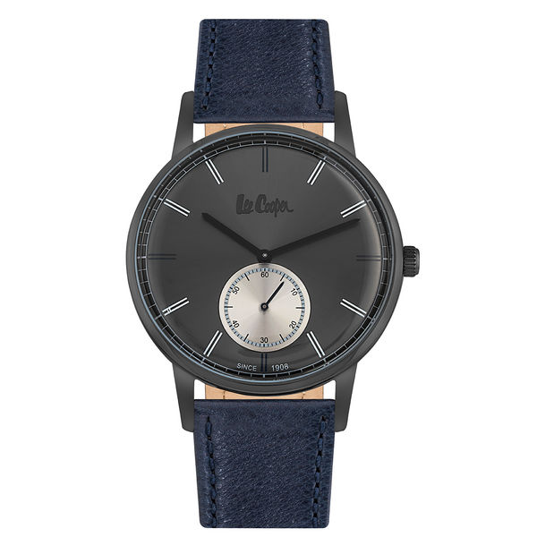 Men s Leather Band Watch -LC06673