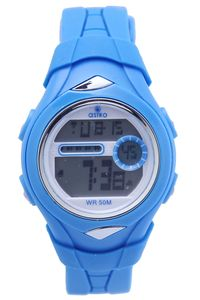 Kids Resin Band Watch - F6905, blue, blue, blue