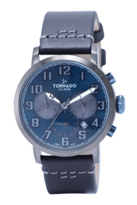 Tornado Men's Watch Multifunction Display
