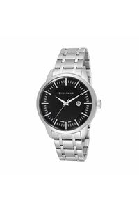 Giordano Men's Watch Analog Display- 1947-11, silver, black