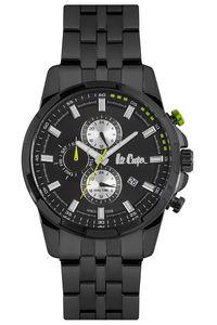 Men's Super Metal Band Watch -LC06653, black, black, black