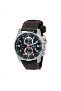 Tornado Men's Watch Multifunction Display Watch- T5131-SLBBR, black, black