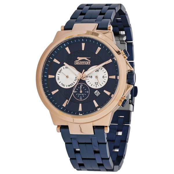 Men s Stainless Steel Band Watch - SL. 9.6066