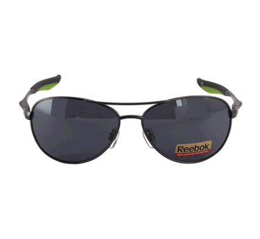 Reebok S29C1008 Silver Flash Pilot Sunglasses for Women