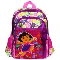 Dora Purple School Bag