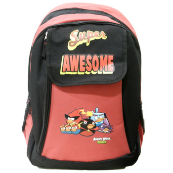 Angry Birds Space School Bag