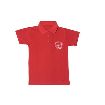 Som-Lalit School T-Shirt Red, 22
